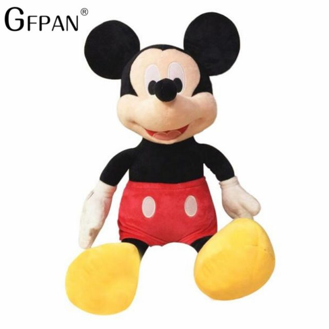 Mickey & Minnie Mouse Plush Toys 40-100 cm