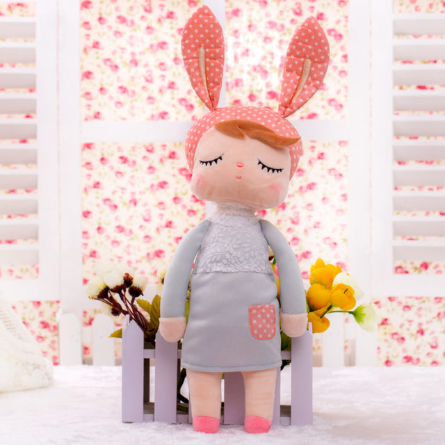 Plush Soft Stuffed Metoo Doll 33 cm