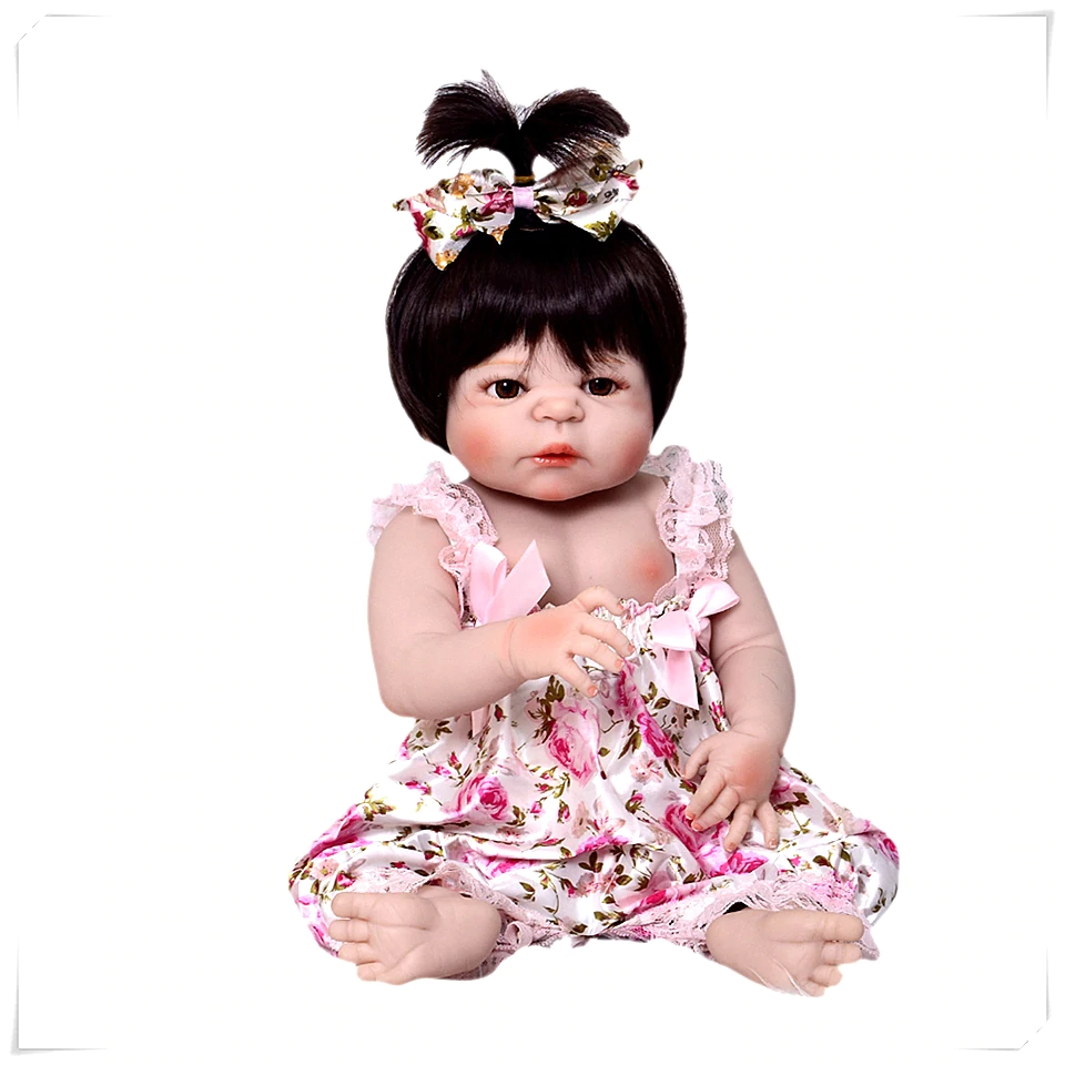 cool cuties loveable reborn baby doll 57 cm 23 inch. Black Bedroom Furniture Sets. Home Design Ideas